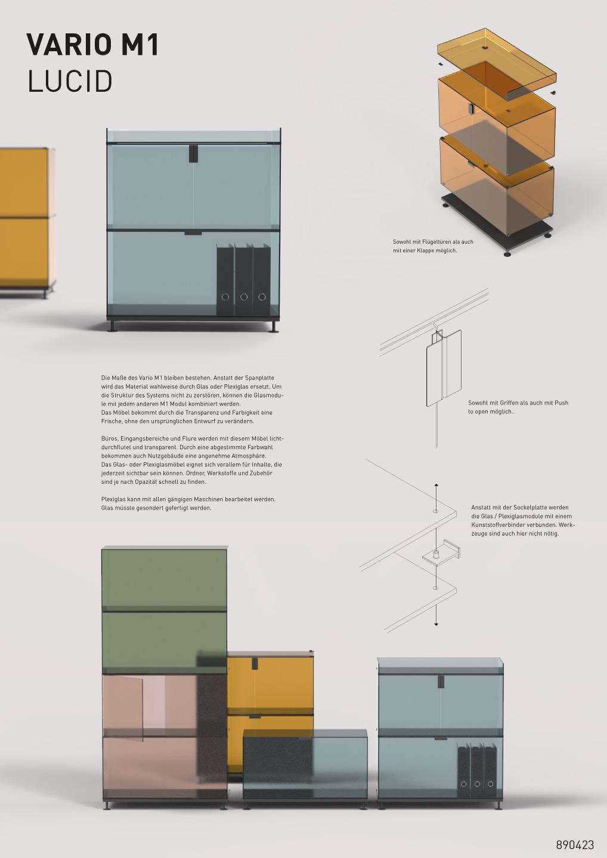 vario büroeinrichtungen: design competition 2018 -