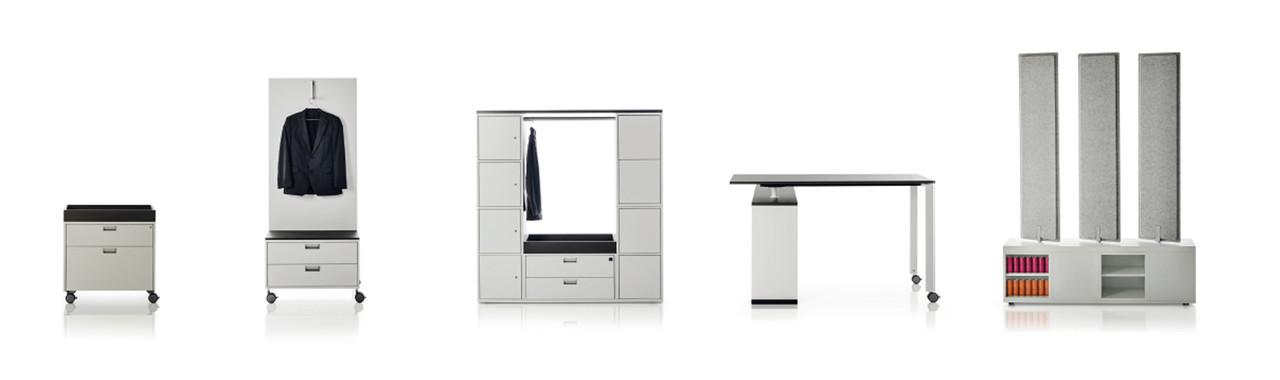 Vario b roeinrichtungen der vario m1 design competition for Innenarchitektur vollmer